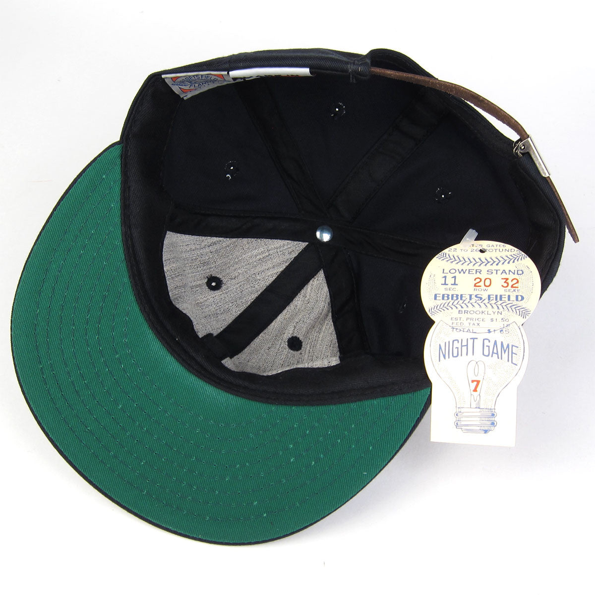 Turntable Lab: TTL Ebbets Field Hat under