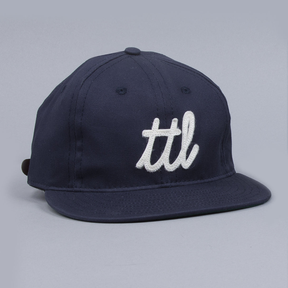 Turntable Lab: TTL Ebbets Field Hat - Navy
