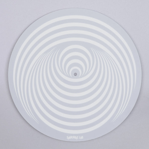 Turntable Lab: Ed Hertz Slipmat - Greyscale / Single