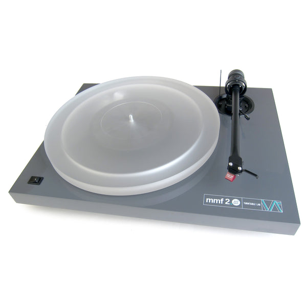 Turntable Lab: MMF 2.TTL Turntable by Music Hall
