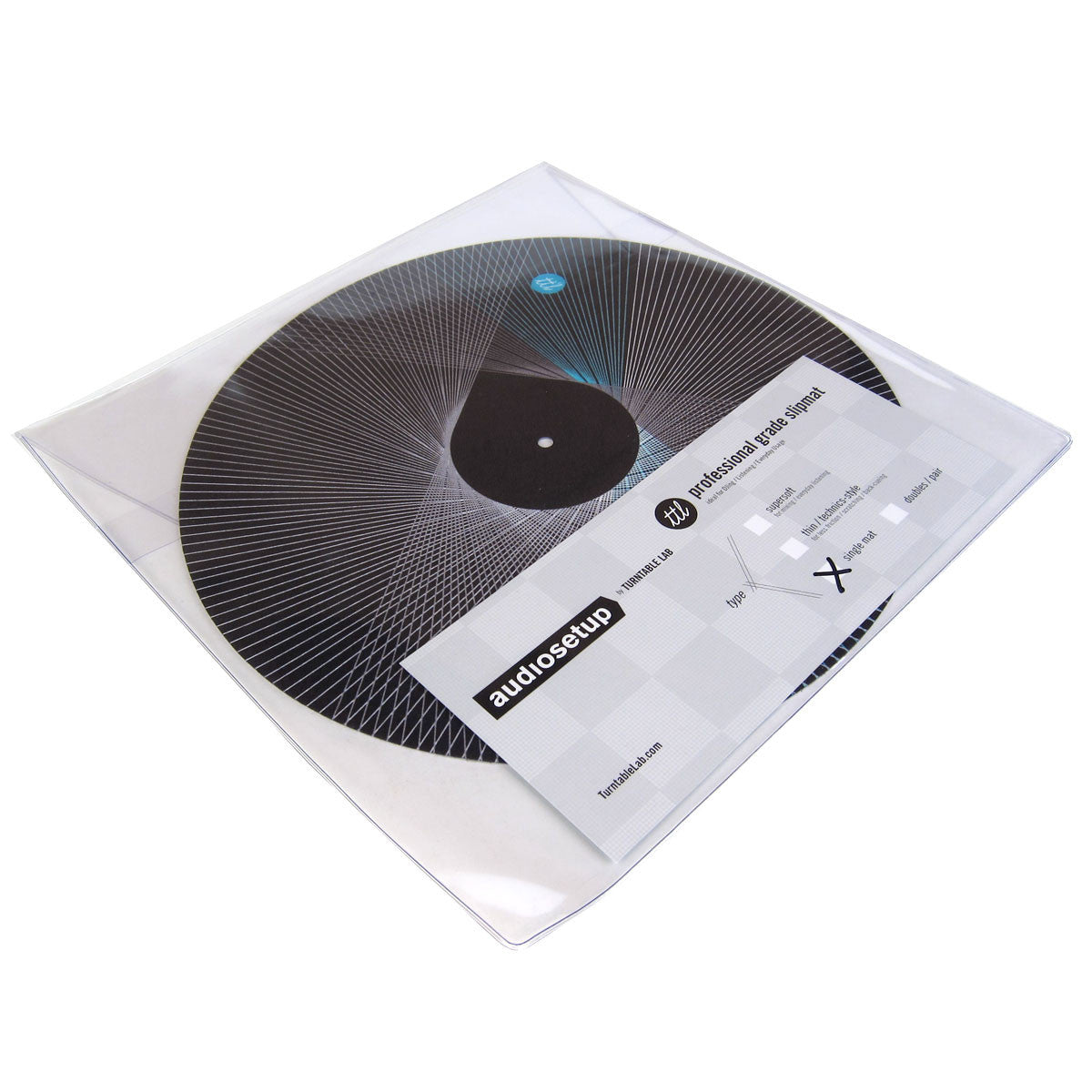Turntable Lab: MMF.TTL Slipmat single package