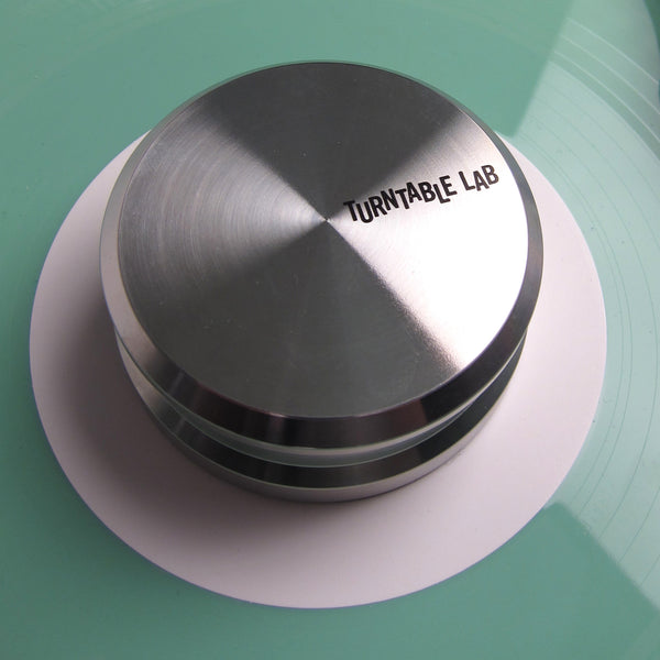 Turntable Lab: Record Weight - Chrome