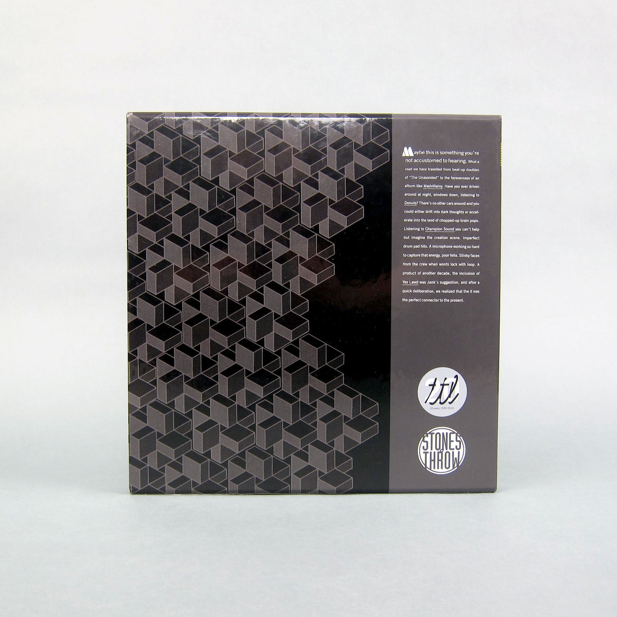 Stones Throw: Turntable Lab Selects... Vinyl 8LP Boxset - Exclusive