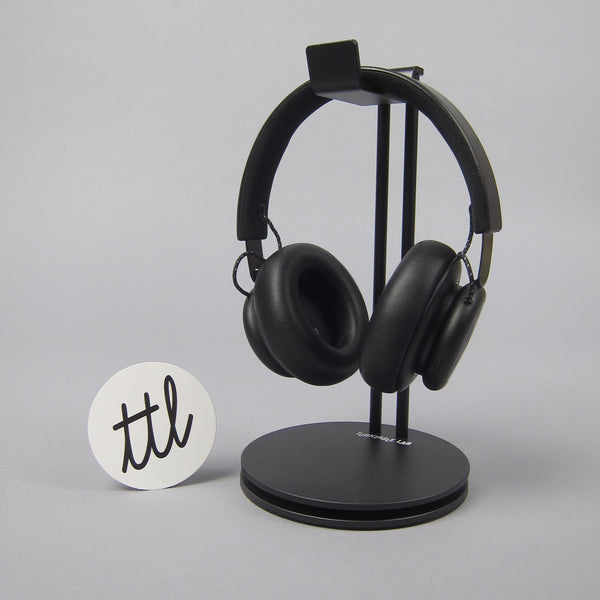 Turntable Lab: Headphone Stand - Matte Black