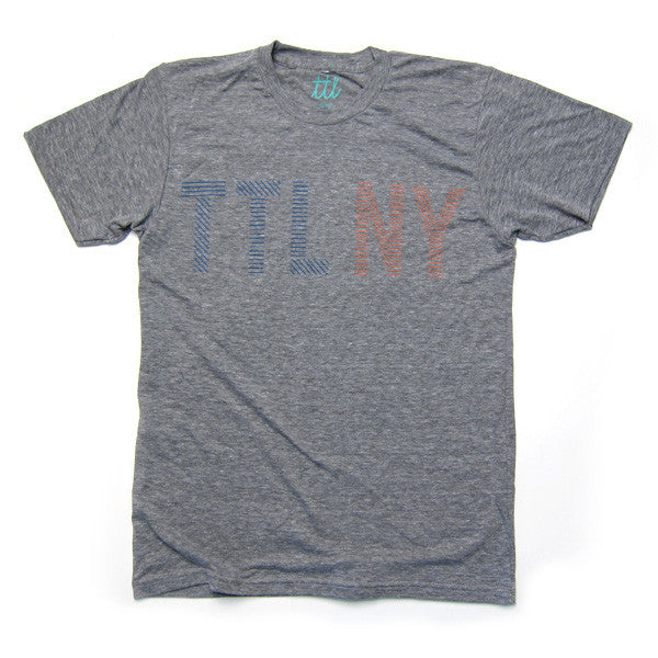 Turntable Lab: TTL NY Shirt - Grey