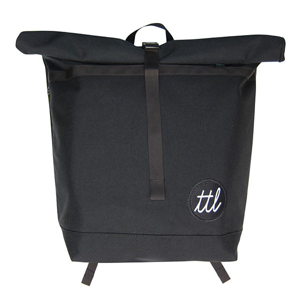 turntable lab rolltop bag