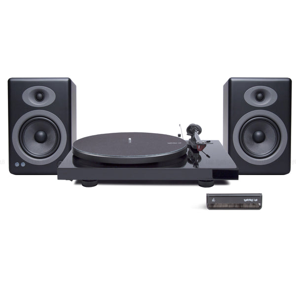 Pro-Ject: Debut Carbon DC / Audioengine A5+ Wireless / Turntable Package (TTL Setup)