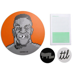 Turntable Lab: Tyson Mouse Pad Bundle