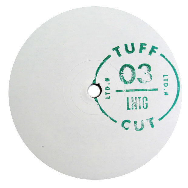 Late Nite Tuff Guy: Tuff Cut 003 (Bill Withers, Change) 12""