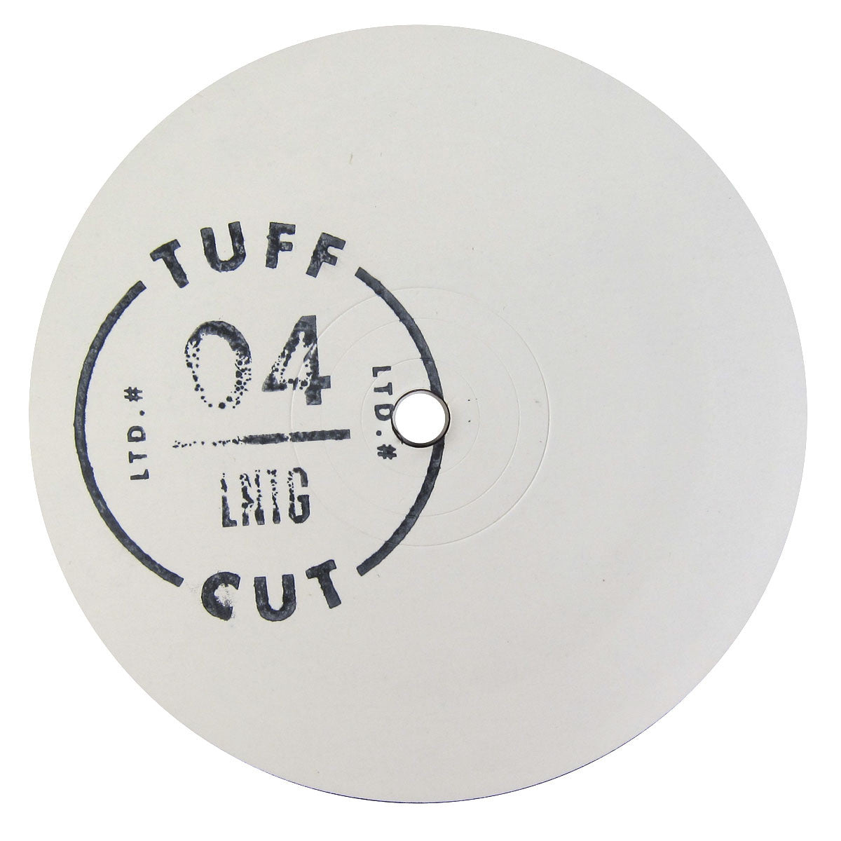 Late Nite Tuff Guy: Tuff Cut 004 (Chic, Tom Browne) 12""