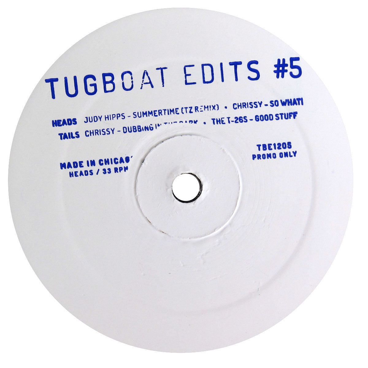 Tugboat Edits: Vol. 5 (The B-52's, Modern Romance, Mike Mareen) Vinyl 12""