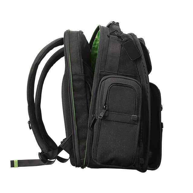 Tumi: Tumi x DJ Vice DJ Backpack 2 Part