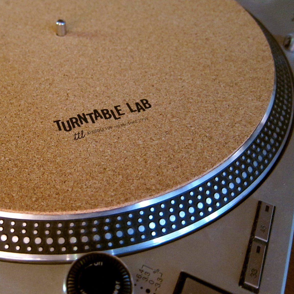 Turntable Lab Cork Record Mat Turntablelab Com
