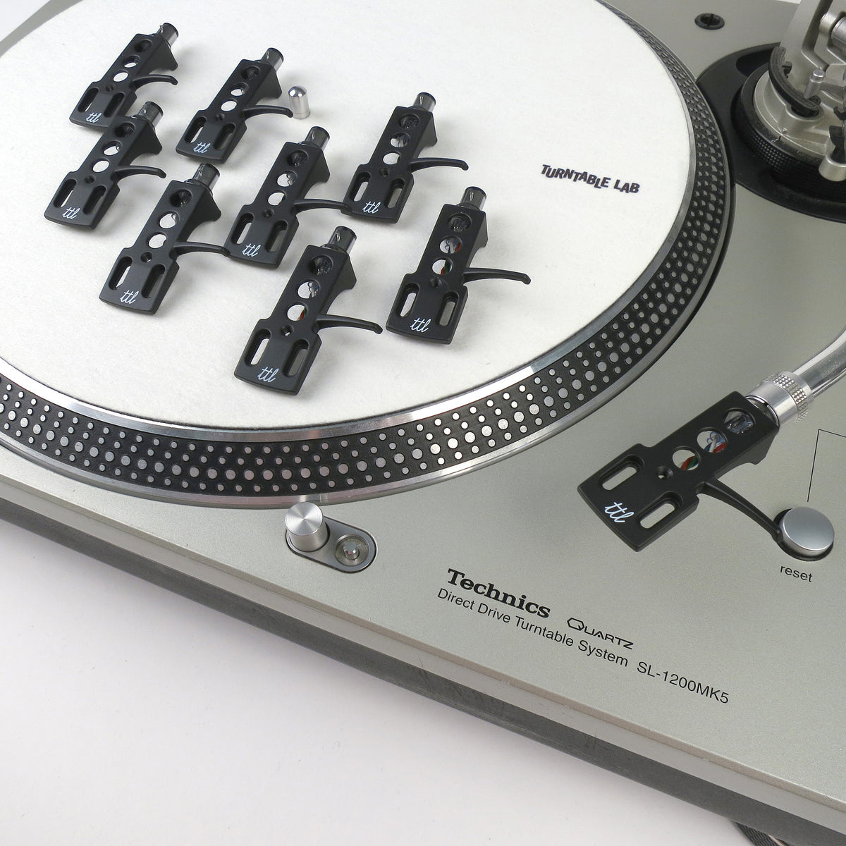 Audio-Technica: AT-HS1 Headshell - Turntable Lab Edition