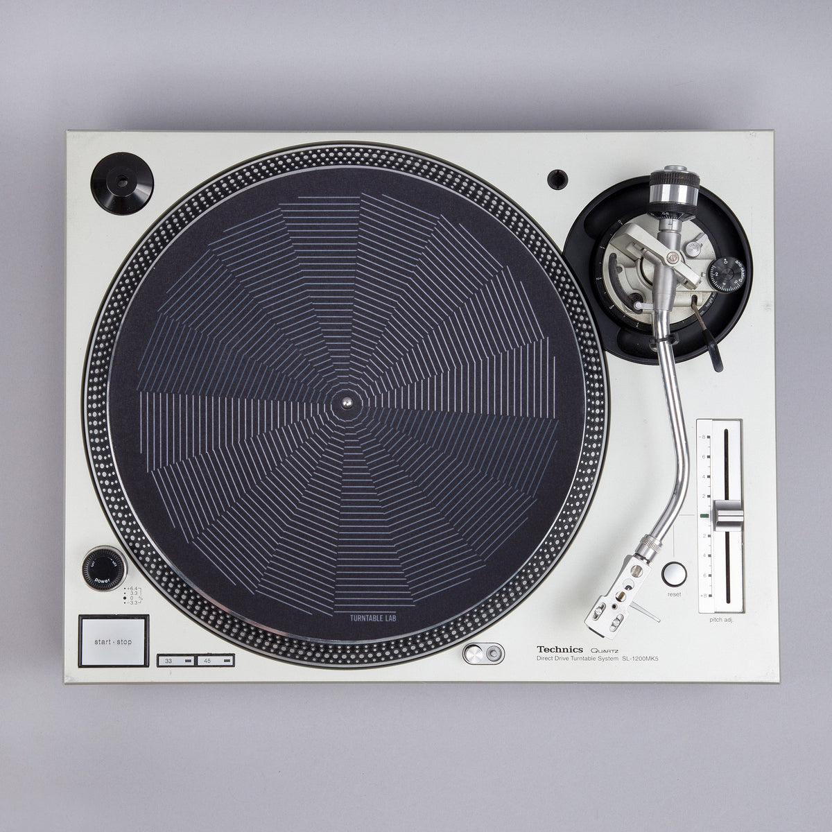 Turntable Lab: LeWitt Slipmat Record Mat