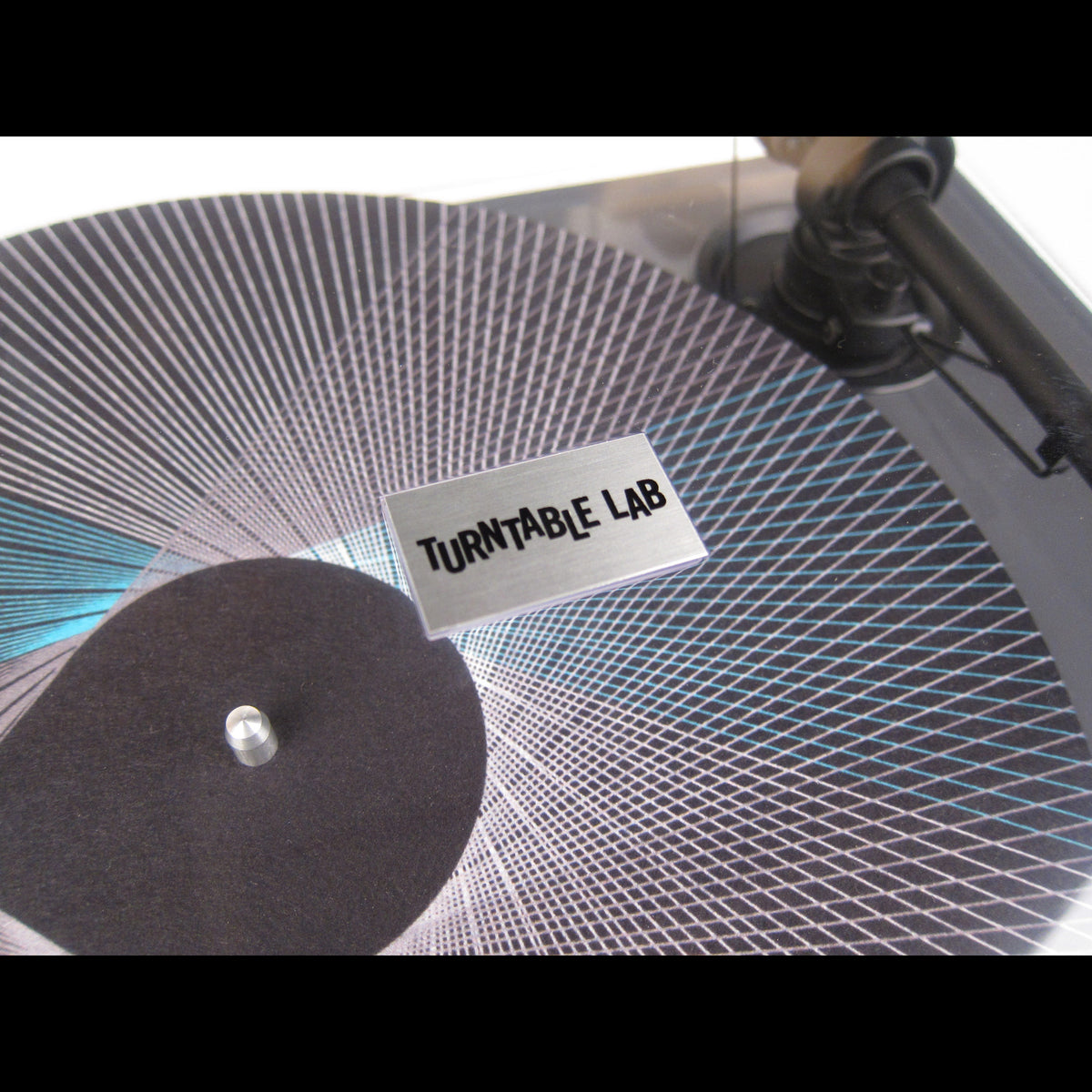 Music Hall: MMF 2.TTL Turntable - Dust Cover Logo