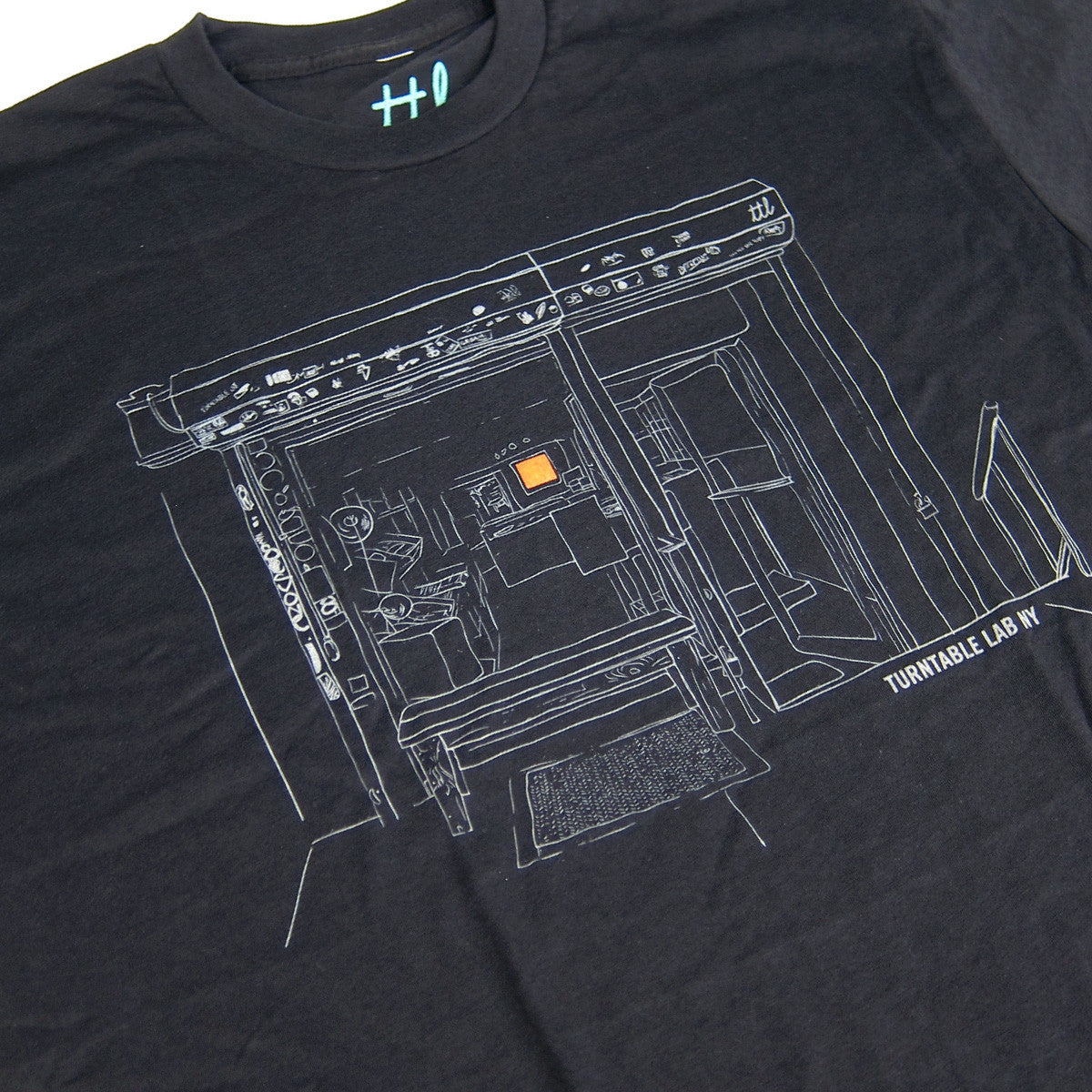 Turntable Lab: The Record Shop Shirt