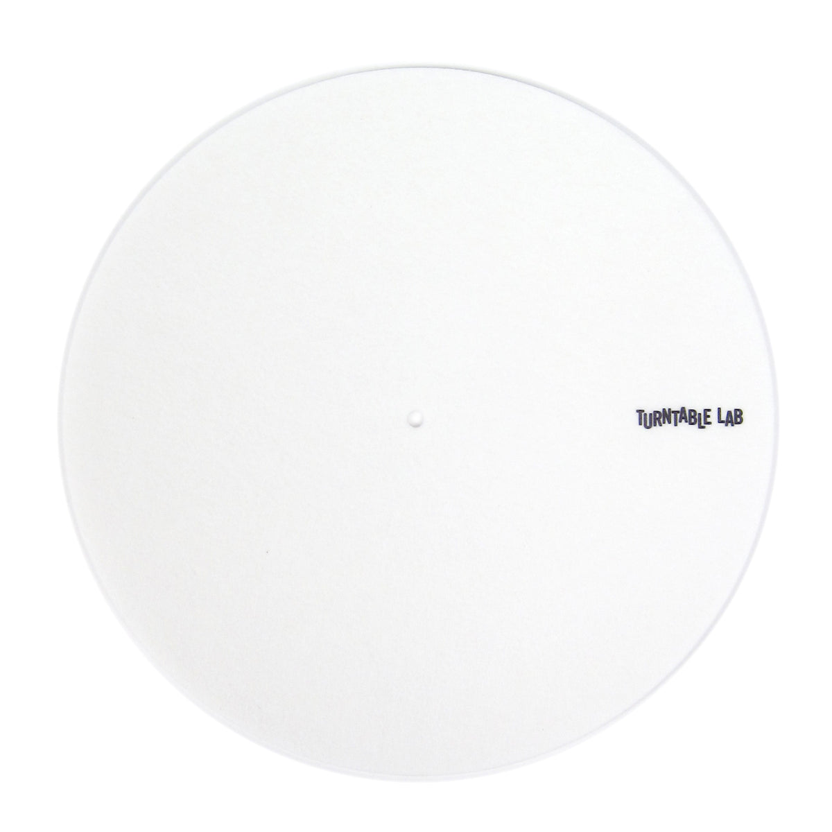 Turntable Lab: Pro Thin Slipmats (Technics Style) - White