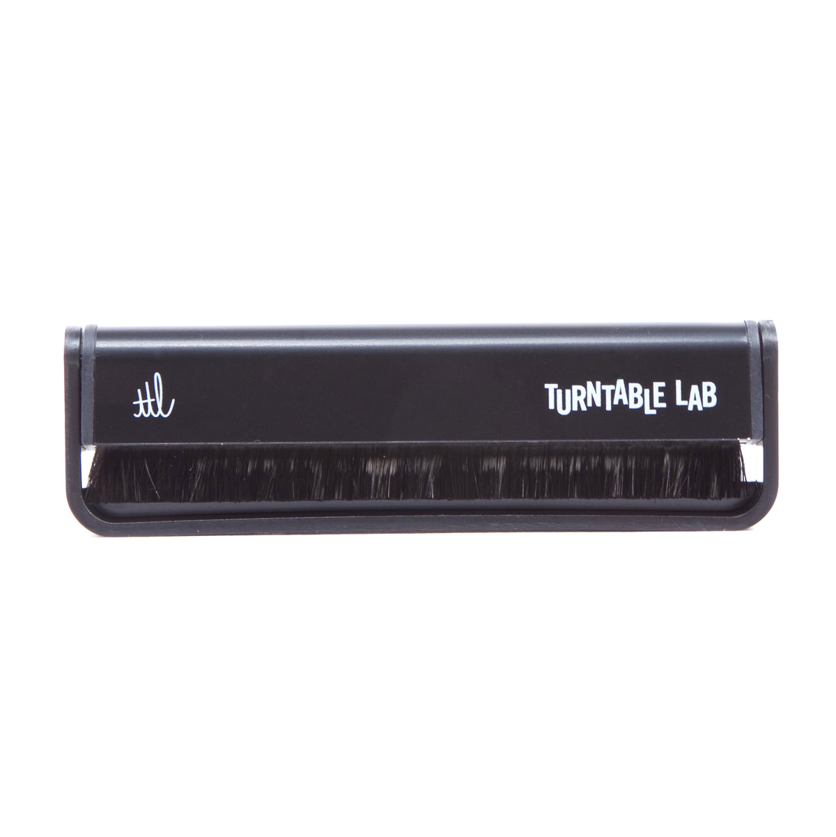 Turntable Lab: Carbon Fiber Anti-Static Record Brush - Black