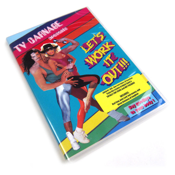TV Carnage: Let's Work It Out DVD