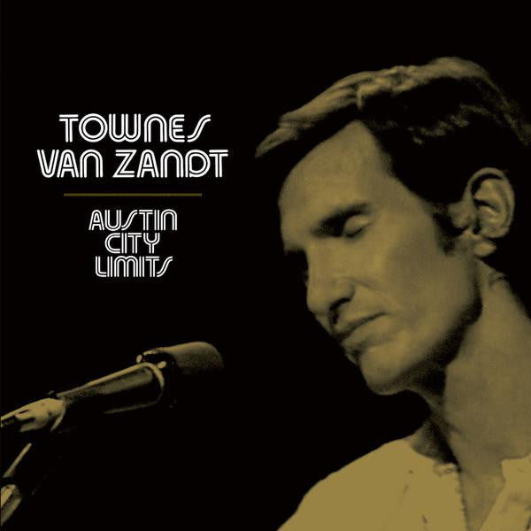 Townes Van Zandt: Live at Austin City Limits Vinyl LP (Record Store Day)