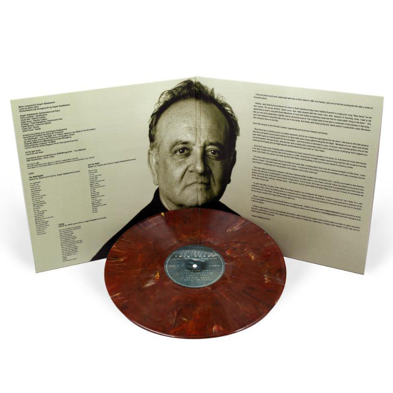 Angelo Badalamenti: Twin Peaks Soundtrack (180g, Colored Vinyl) Vinyl LP