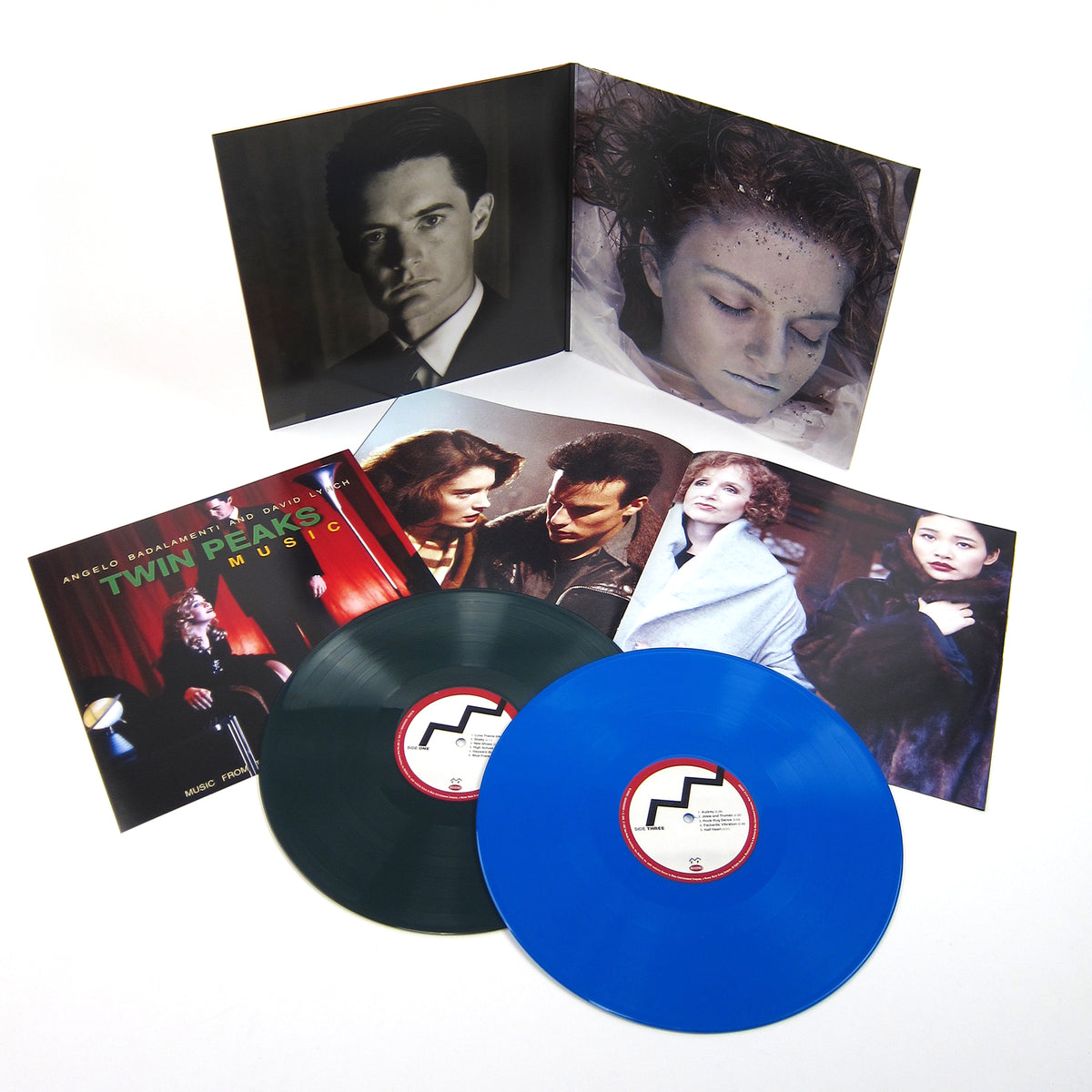 Angelo Badalamenti: Twin Peaks Season Two Music And More (Colored Vinyl) Vinyl 2LP (Record Store Day)