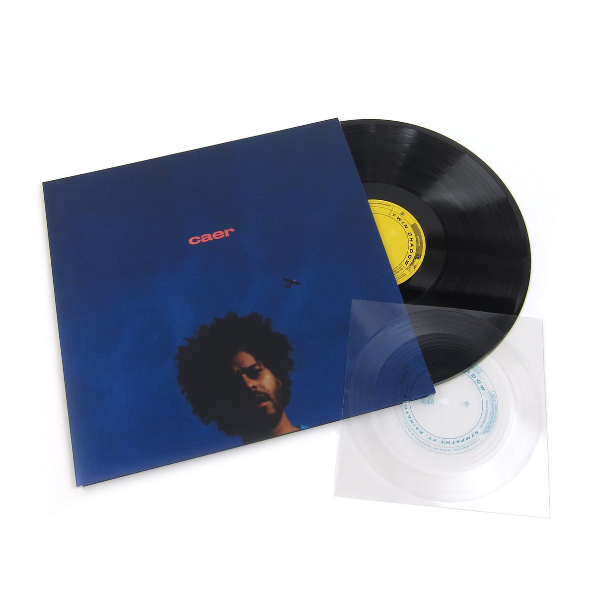 Twin Shadow: Caer Vinyl LP+Flexidisc