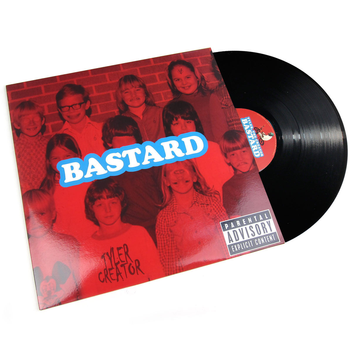 Tyler The Creator: Bastard Vinyl 2LP