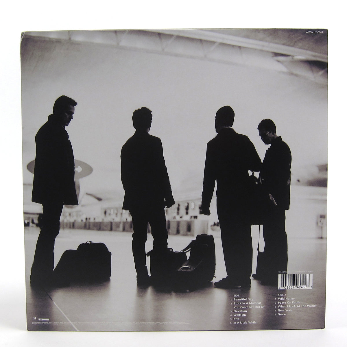 U2: All That You Can't Leave Behind (180g) Vinyl LP