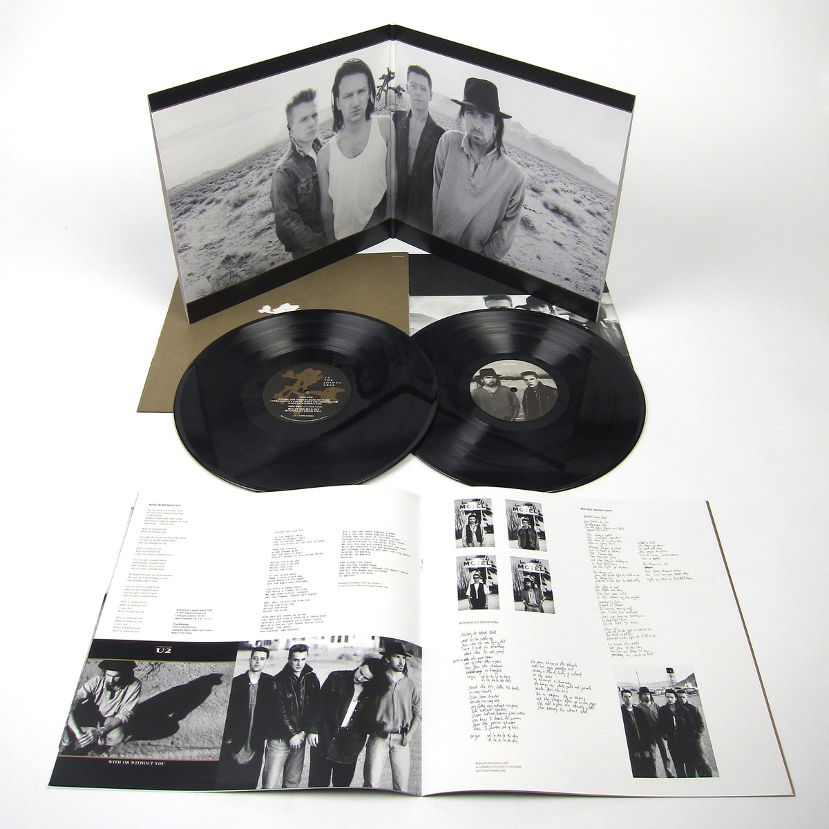 We Normally Sell Two A Day Today We Are Selling Up To 15: U2: The Joshua Tree 20th Anniversary Edition (180g) Vinyl