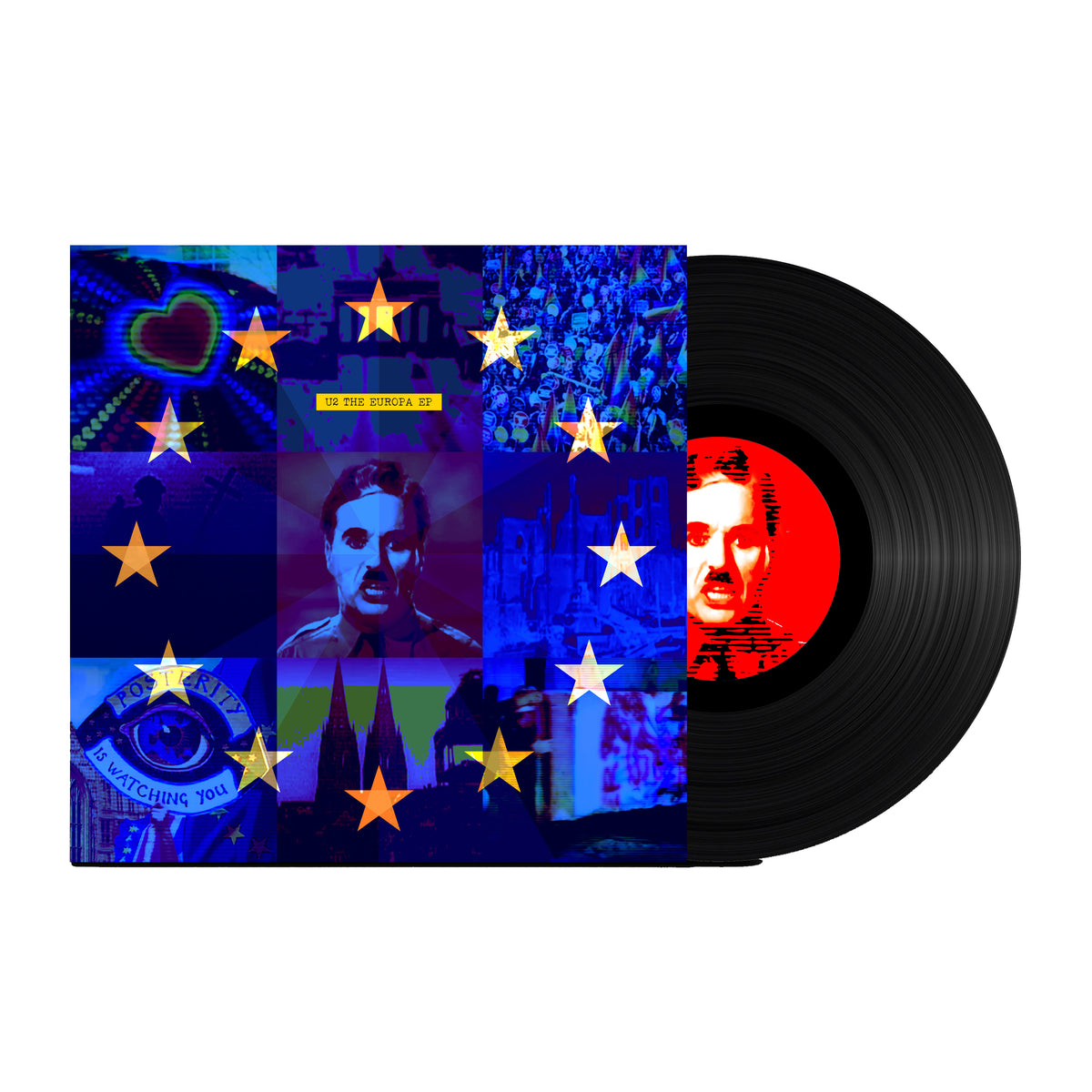 "U2: The Europa Vinyl 12"" (Record Store Day)"