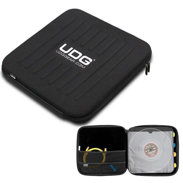 UDG: Creator Record Sleeve for Serato / Traktor - Black (U8076BL)