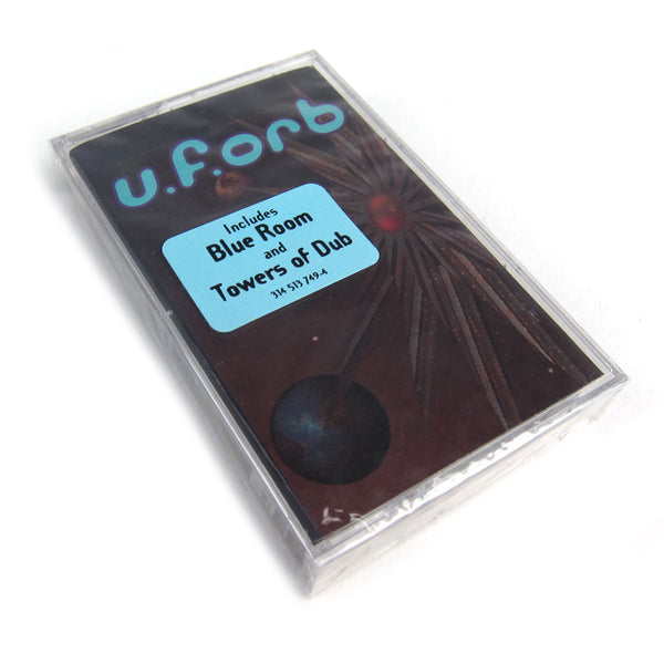 The Orb: U.F.Orb Cassette Tape (Deadstock)