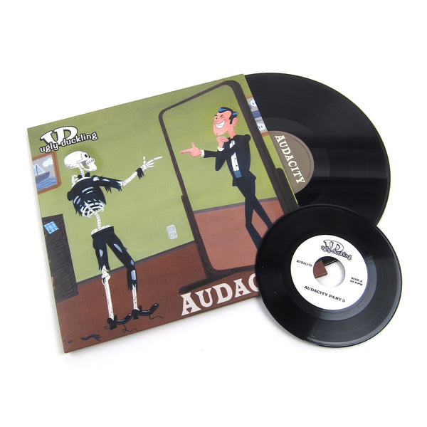 "Ugly Duckling: Audacity - 10th Anniversary Edition Vinyl 2LP+7"" (Record Store Day)"