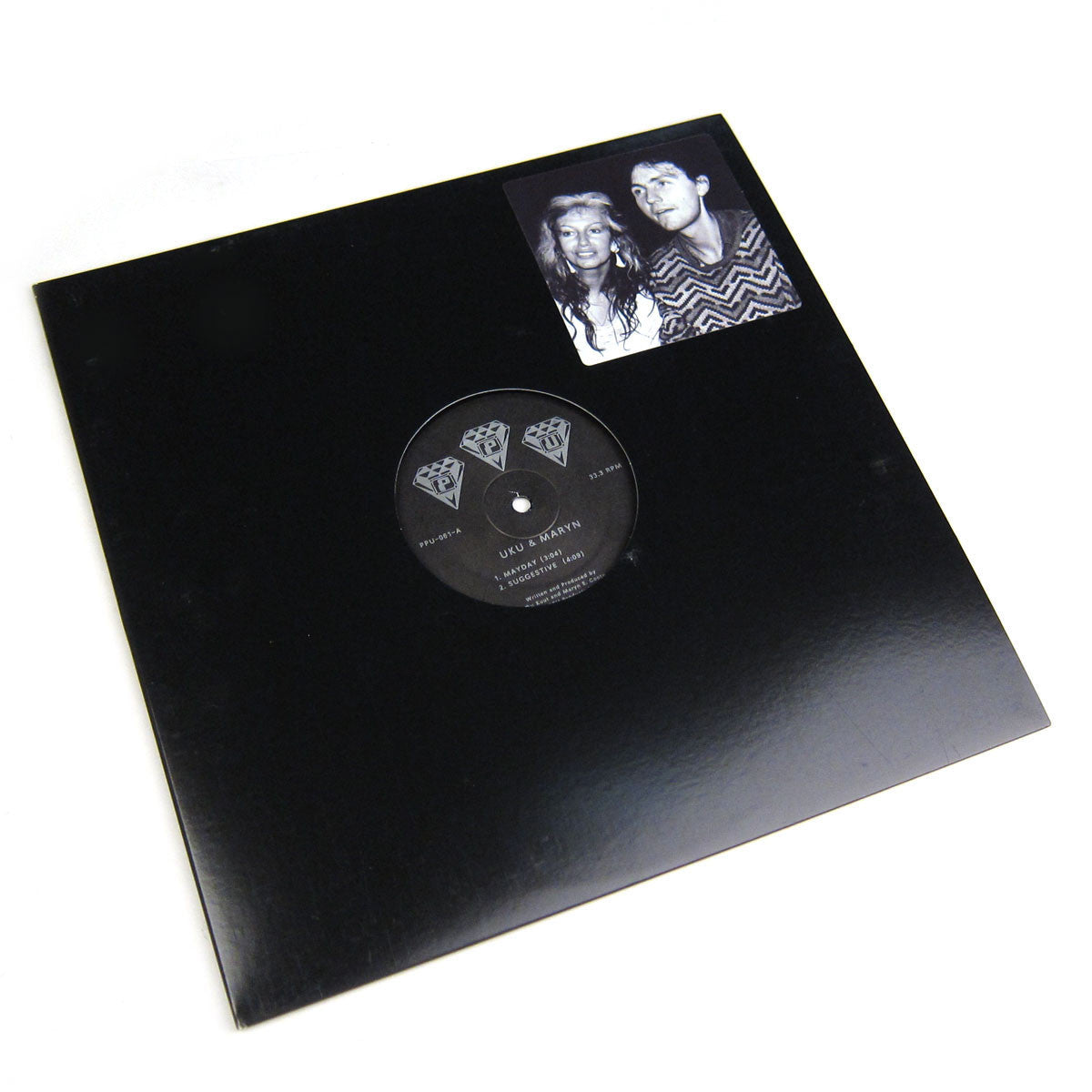 Uku Kuut & Maryn: Suggestive Vinyl 12""