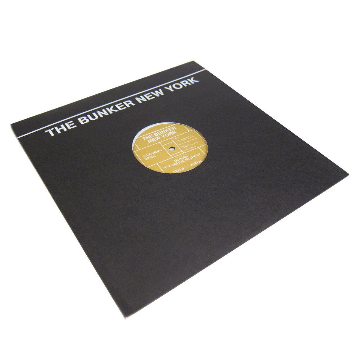 Ulysses: The Casual Mystic Vinyl 12""