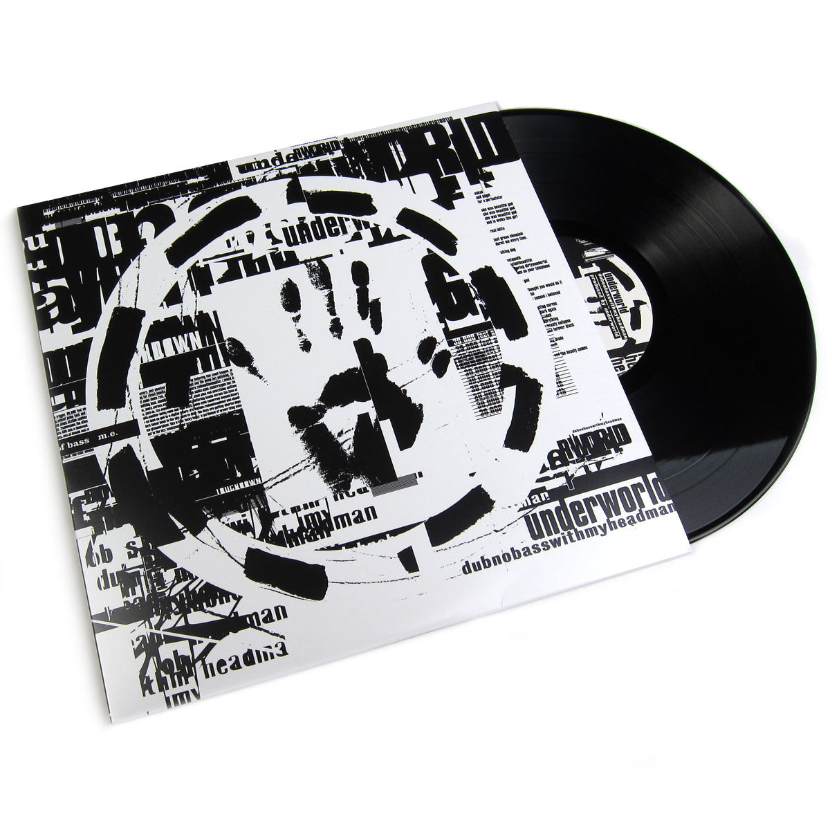 Underworld: Dubnobasswithmyheadman (20th Anniversary, 180g, Free MP3) Vinyl 2LP