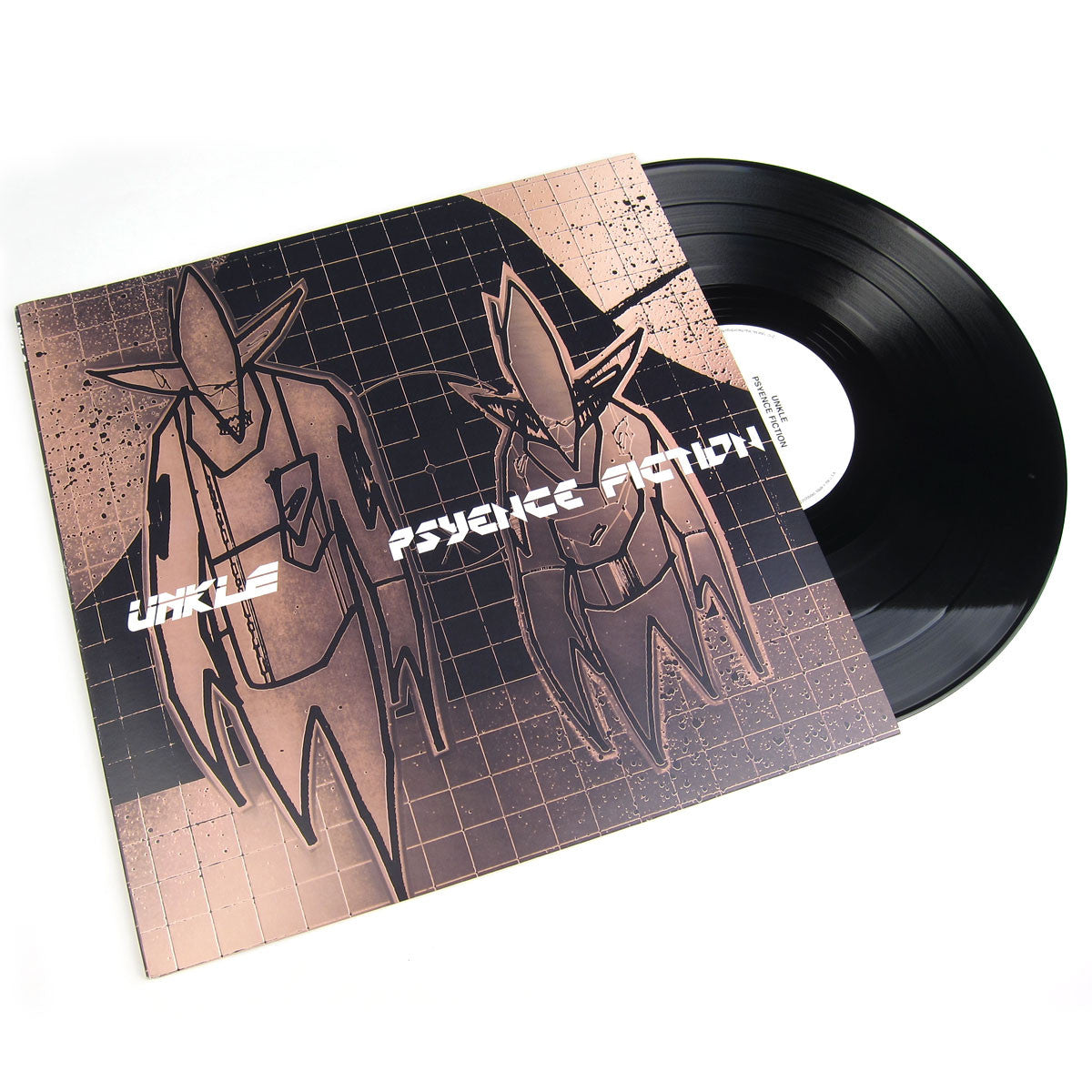 Unkle: Psyence Fiction Vinyl 2LP