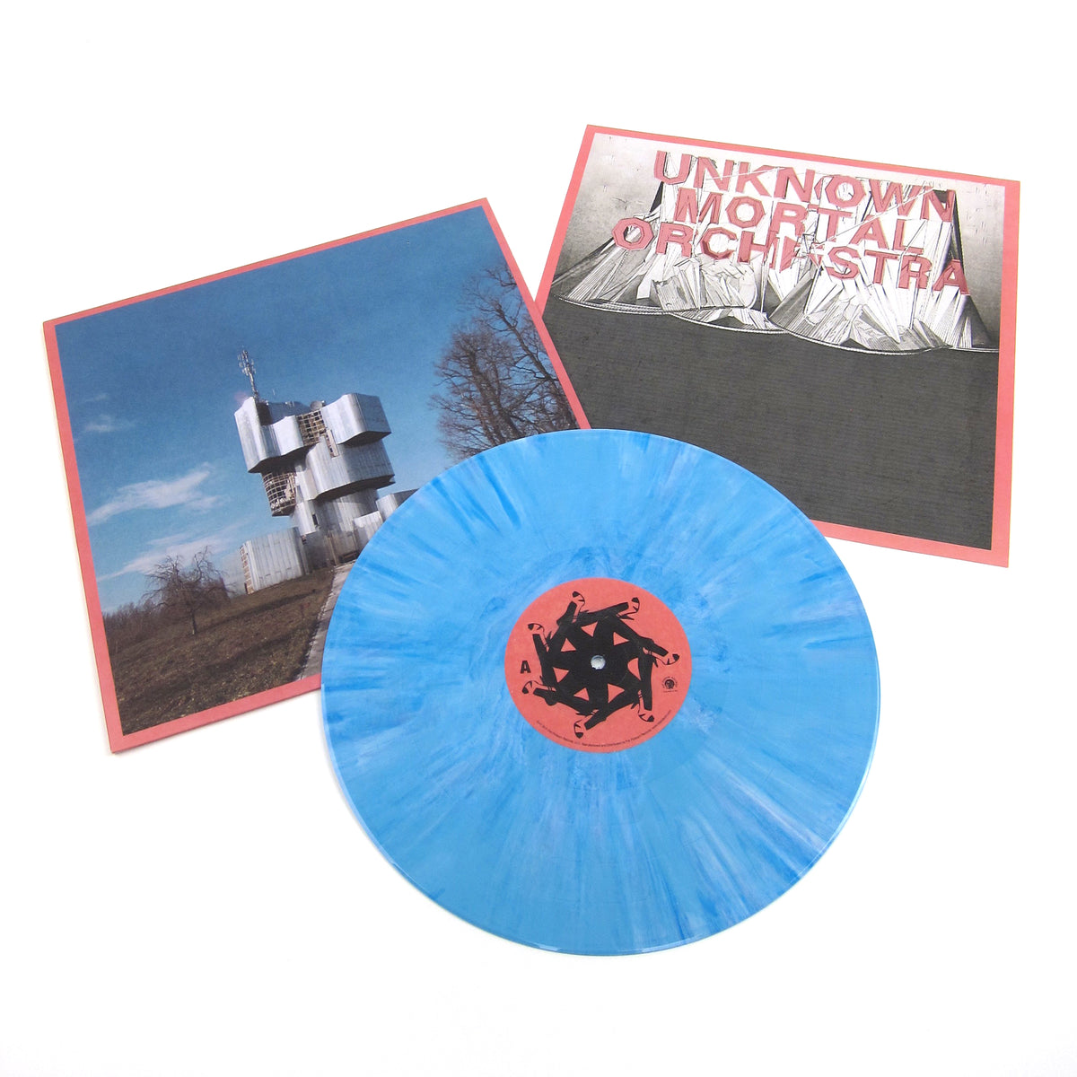 Unknown Mortal Orchestra: Unknown Mortal Orchestra (Indie Exclusive Sky Blue Colored Vinyl) Vinyl LP