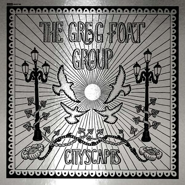 "The Greg Foat Group: Cityscapes Vinyl 10"" (Records Store Day)"