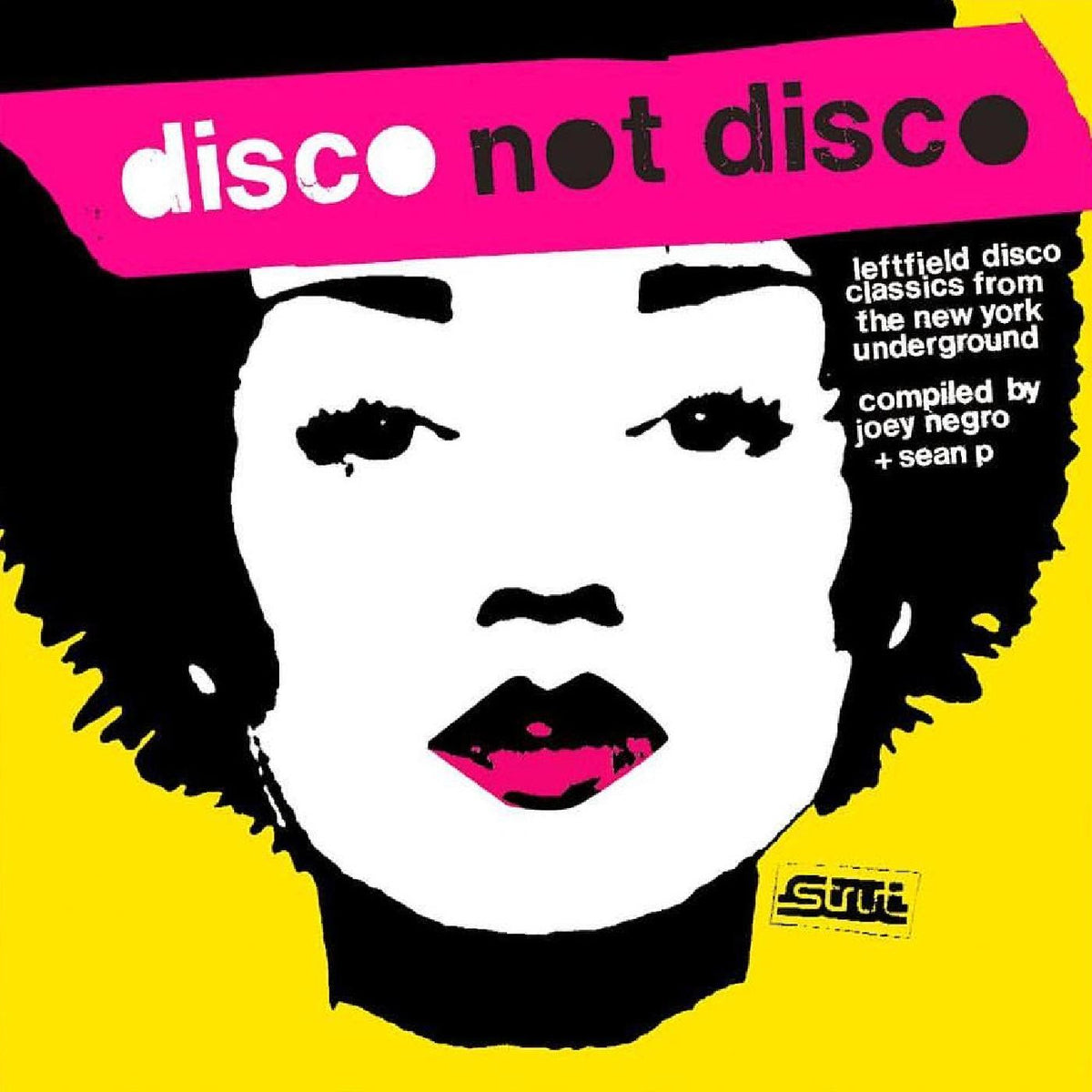 Strut Records: Disco Not Disco Vinyl 3LP (Record Store Day)