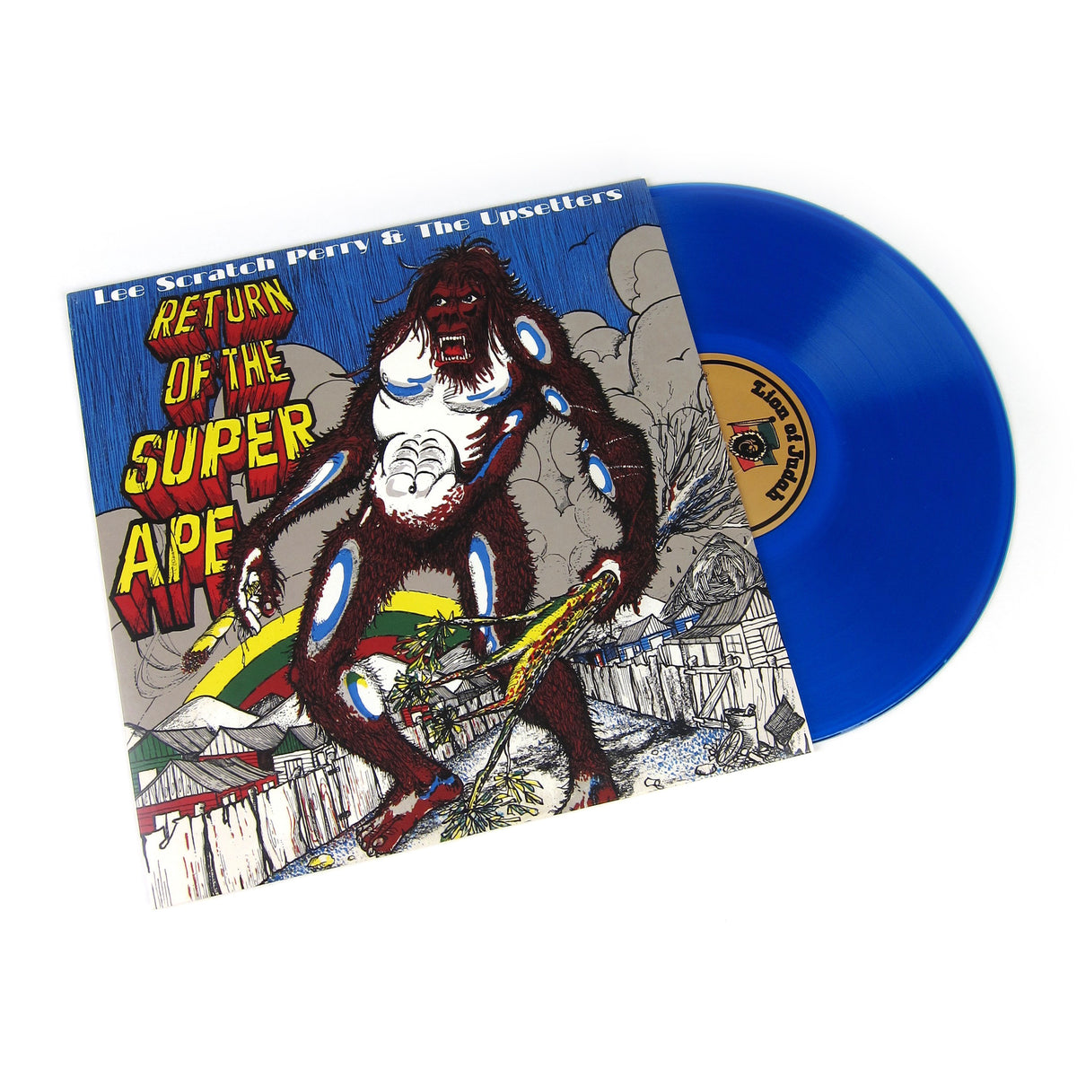 Lee Scratch Perry & The Upsetters: Return Of The Super Ape (Colored Vinyl) Vinyl LP