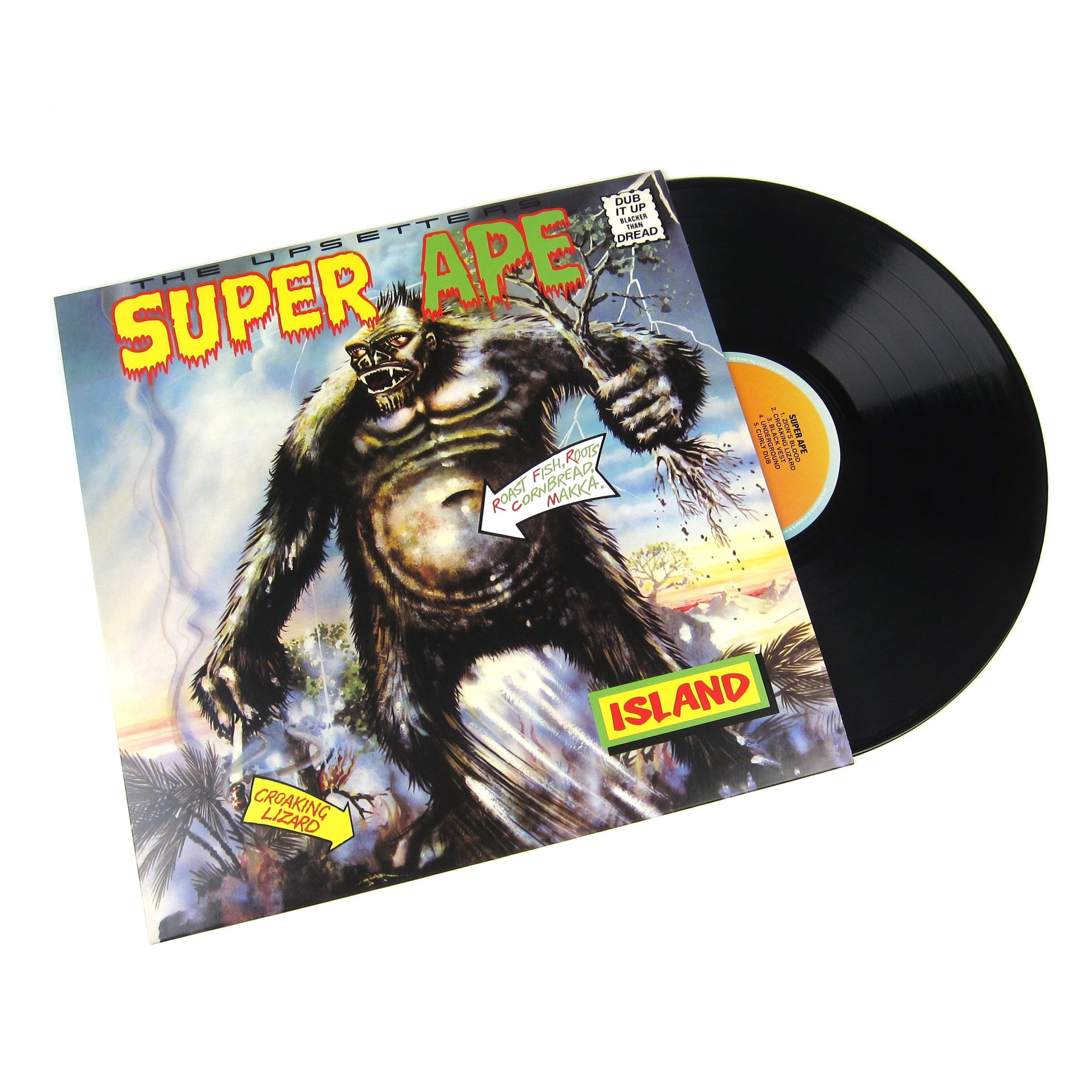 The Upsetters Super Ape Lee Perry Vinyl Lp