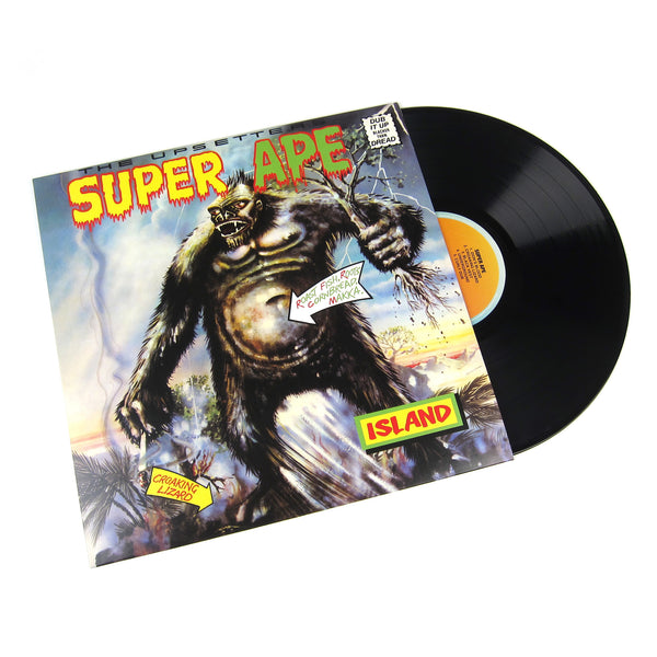 The Upsetters: Super Ape (Lee Perry) Vinyl LP