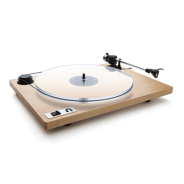 U-Turn Audio: Orbit Special Turntable w/ Built In Preamp (2M Red) - Maple