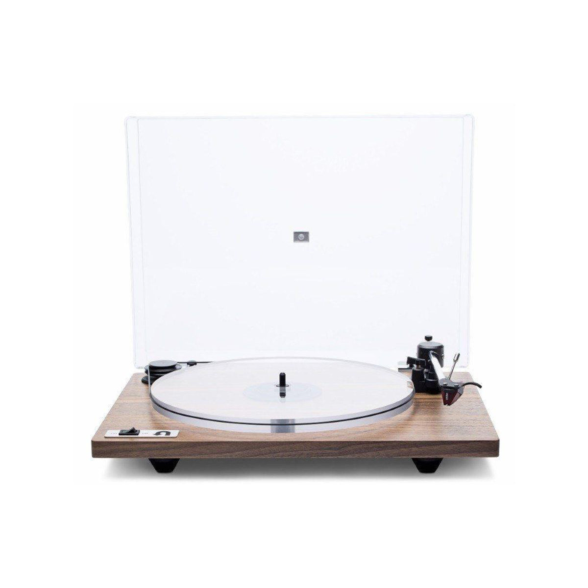 U-Turn Audio: Orbit Special Turntable w/ Built In Preamp (2M Red) - Walnut