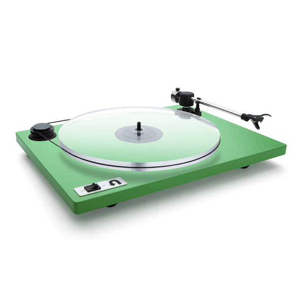 U-Turn Audio: Orbit Plus Turntable w/ Built In Preamp (OM5e) - Green