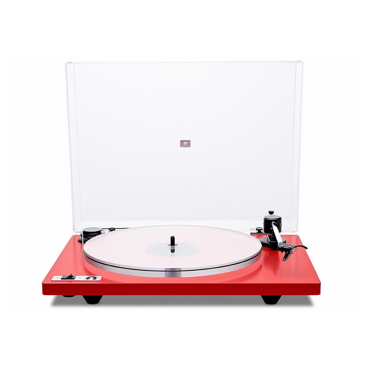 U-Turn Audio: Orbit Plus Turntable (OM5e) - Red