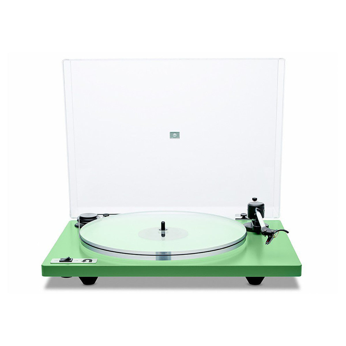 U-Turn Audio: Orbit Plus Turntable (OM5e) - Green 2
